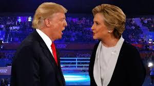 us presidential debate recap polls split on whether donald trump