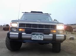 jeep wood box my curbside classic 1989 jeep xj wagoneer limited u2013 a cherokee