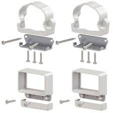 Banister Clips Railing Accessories Deck U0026 Porch Railings The Home Depot