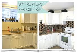kitchen backsplashes inexpensive kitchen backsplash ideas image