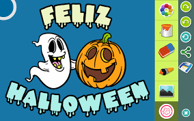 halloween coloring page halloween coloring pages android apps on google play