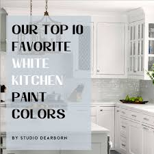 kitchen painted gray with white cabinets our top 10 favorite white kitchen paint colors