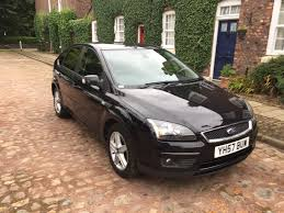 used ford focus titanium 2007 cars for sale motors co uk