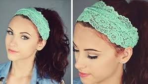 headband ponytail 20 hairstyles with headbands for casual and festive looks