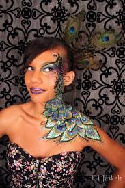 best 25 peacock face painting ideas on pinterest mask face