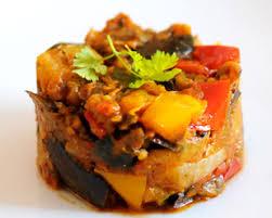 cuisiner aubergine a la poele recette poêlée de poivrons courgettes et aubergines découvrez