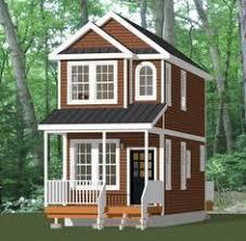 buy tiny house plans 16x26 house w loft 16x26h4 722 sq ft excellent floor plans