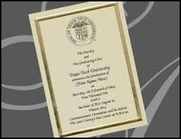 commencement announcements college graduation announcements cloveranddot