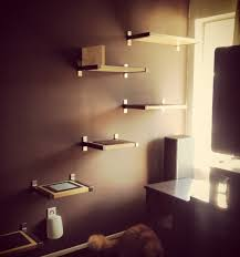 How To Make A Tv Wall Mount Amazing Wall Mounted Shelves For Cats 15 With Additional Tv Wall