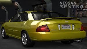 nissan sentra for sale by owner need for speed underground nissan sentra se r spec v test