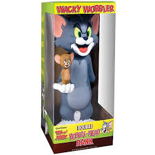 tom jerry 20 inch bobble bank funko tom and jerry bobble