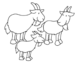 goat mask coloring page picture of troll az coloring pages hanslodge cliparts