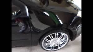 nissan sentra blue 2010 2007 nissan sentra on bad rims must see youtube
