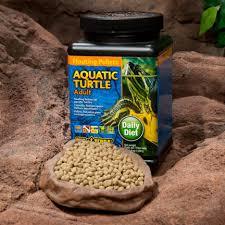exo terra floating pellets for aquatic turtles turtle tortoise food