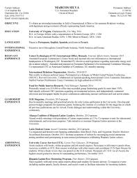 entertainment resume examples media sample resumes template 16