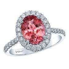 colored halo rings images Engagement rings in every color of the rainbow bridalguide jpg