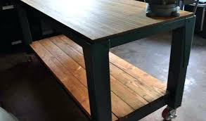 wood top work table wood top work table mozano info