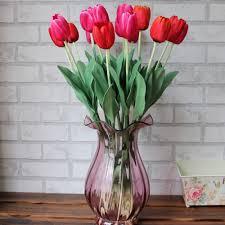 flowers for cheap online shop 2017 tulip artificial flower cheap bouquet flowers