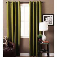 online shopping american elm moss polyester blackout curtain
