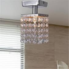 crystal semi flush mount lighting mini semi flush mount in crystal chandelier modern chandeliers