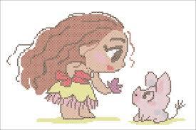 bogo free moanadisney character princess pua by