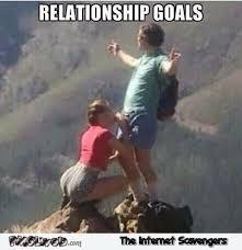 Relationship Goals Meme - relationship goals funny adult meme pmslweb