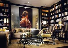 modern home library modern home library modern home library design with bookcases and