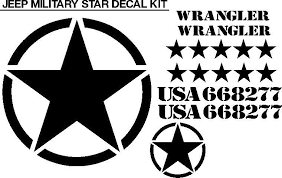 call of duty jeep emblem jeep decals stickers graphics for all modesl vehicles durban