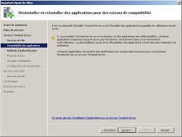 configurer bureau à distance windows 7 dossier installer et paramétrer terminal serveur sous windows