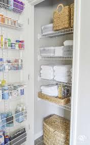 Bathroom Closet Shelves Bathroom Closet Storage Complete Ideas Exle