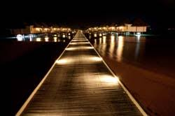 experience outdoor pathway lighting that sets the tone for a