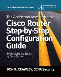 seattle it author and trainer simplifies cisco router