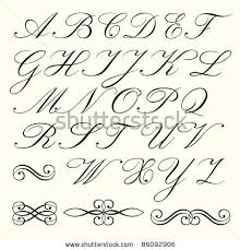 20 best old handwriting styles images on pinterest diy candies
