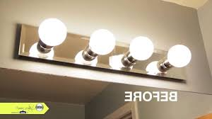 How To Replace A Bathroom Light Fixture How To Take A Bathroom Light Fixture Ideas 4 Bathroom