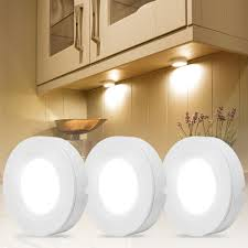 counter kitchen cabinet lights led cabinet lighting kit 2watt warm white led puck lights with ul listed adapter for closet counter lighting kitchen cabinet surface