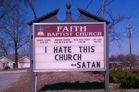 25 church signs that are clever for their own