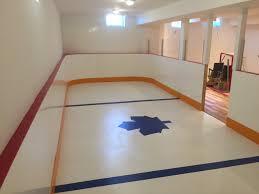 ice hockey rink in basement best basement design 2017