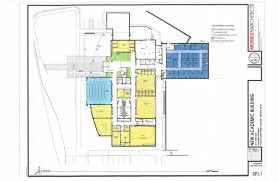 floor plans and renderings new chbs building radford university