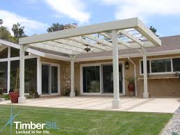 Patio Enclosures Kit by Timbersil Wood Pergola U2013 Class A Fire Rated Pergolas Wood