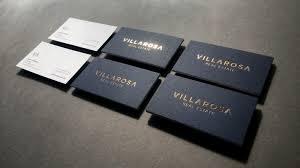 Business Cards Foil Taylord Press Taylord Press