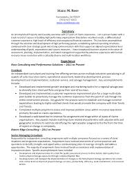Best Sample Resume Insurance by Claims Representative Resume Profile On Resume Examples