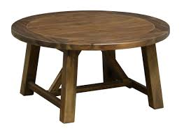 Country Coffee Tables by Furniture Impressing Round Rustic Coffee Tables Bring Charming