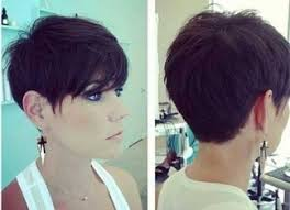 how to cut pixie cuts for thick hair pictures on pixie hairstyles for wavy hair cute hairstyles for