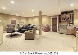 cuisine en sous sol basement with kitchen area lower level basment with kitchen
