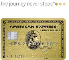 american express premier rewards gold card new travel benefits