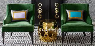 Green Chairs For Living Room Chairs Modern Furniture Jonathan Adler