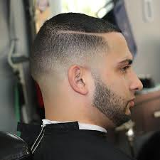 low fade with line and beard taper fade pinterest low fade