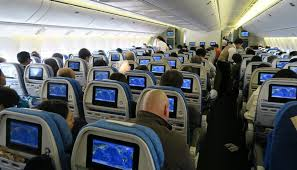 Delta 777 Economy Comfort Cathay Pacific 777 300er Economy Class Review