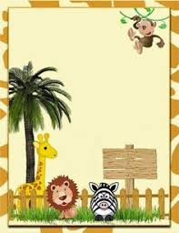 free printable jungle animals zoo and jungle animals clipart