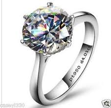 aliexpress buy 2ct brilliant simulate diamond men synthetic diamond ebay
